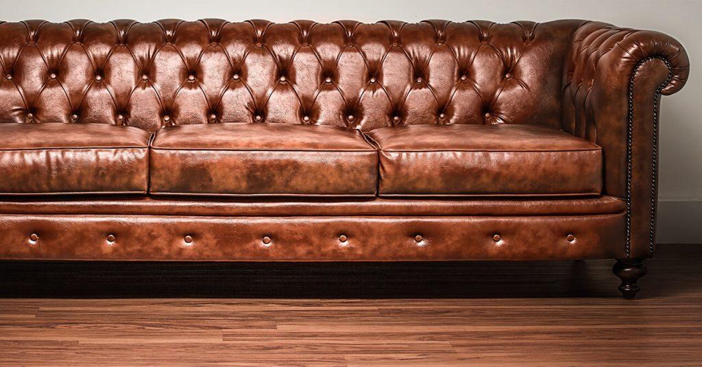Professional Leather Furniture Repair.